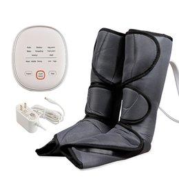 2021 Высококачественные полноценные ноги сжатия ноги ноги массажер кровообращения кровообращения воздушной ноги массажер на Распродаже