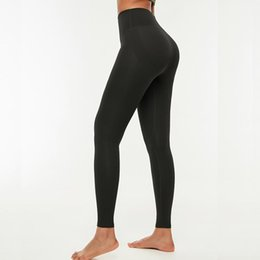 Wholesale alo for sale - Group buy Yoga Outfit Alo Spring Breathable Slim High Waist Running Sports Seamless Leggings Pants