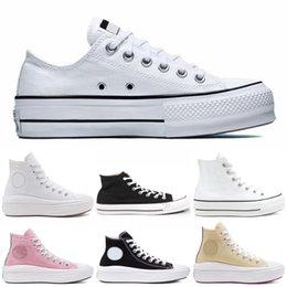 Converse 2022 JW Anders Run Star Haike Обувь платформа Высокопроизводительные Белые кроссовки Женские Повседневная Мода Бег 36-40 на Распродаже