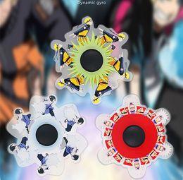 Großhandel China Fabrik Andenken 3d transparent Acryl nur Fingerspitze für Kind Erwachsene Dekompressionsspielzeug mit verschiedenen Anime-Bildern
