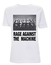 Wholesale tee shirt machines for sale - Group buy Rage Against The Machine Tom Morello Rock Official Tee T Shirt Mens Unisex