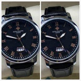 041 Patek Hot Philippe Новая мода Женщины Мужчины Смотреть Резина Band Sports Mens Часы Кварцевые Бизнес Наручные часы на Распродаже