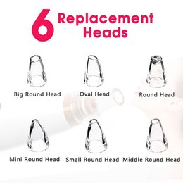 nose blackhead removal Australia - Blackhead Remover Face Deep Nose Cleaner T Zone Pores Acne Pimple Removal Vacuum Suction Face Diamond Beauty Clean Skin ToolRabi