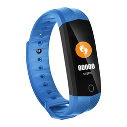 tracker pour mobile achat en gros de-news_sitemap_homePour l iPhone Orroid Android Smart Téléphone Smart Bracelet Smart Bracelet Montre CD02 Cardiature de la fréquence cardiaque Moniteur Fitness Tracker IP67 Étanche Smart Band