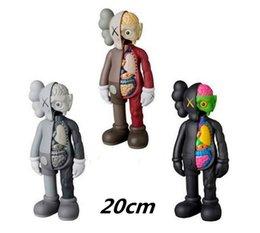Wholesale Newest 20CM 0.25KG Originalfake 8inches Dissected Companion Original Box Action Figure model decorations toys gift