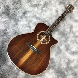 41 inch PS14 Folk Electric Acoustic Guitar