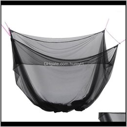 Discount mosquito tents outdoor Tents And Shelters Large Camping Mosquito Net Indoor Outdoor Insect Netting Tent Storage Hanging Sn Single Cot Net1 Nrebr Buae5