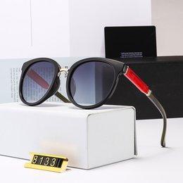 Eyeglasses Classic brand driving women sunglasses design beach shade Polarized lady's Des lunettes de soleil outdoor big frame eyewear wx32 on Sale