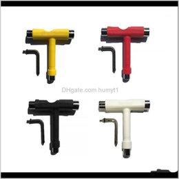 Skateboard Tool Metall Schraubenschlüssel mit T Griff Montageschlüssel