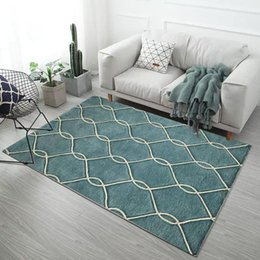 Wholesale fresh machines for sale - Group buy Small Fresh Living Room Home Nordic Carpet Machine Washable Modern Minimalist Rug Carpets