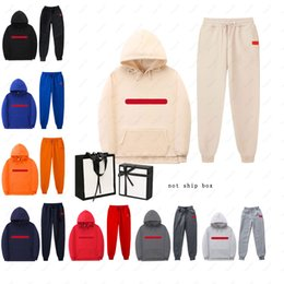 venda por atacado Duas peças calças mulheres 11 cores Padrão de letra clássico impressão unisex sweatsuits outono outfits moda tracksuits