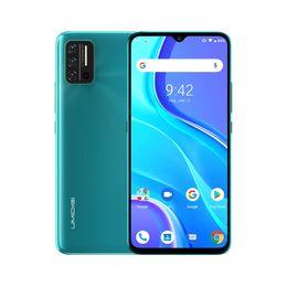 Venta al por mayor de Umidigi A7S 2GB + 32 GB, Termómetro infrarrojo TRIPLE BACK CAMERAS 4150MAH Identificación de la cara de la batería 6.53 pulgadas Android 10 Red 4G OTG