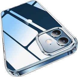 Опт Crystal Clean Case Retail Services, совместимые с iPhone, небрежным ударопрочным защитным защитным тонким тонким, 6,7 дюйма