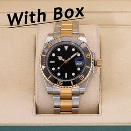 U1 AAA + Jakość Ceramiczna Bezel Zegarki Zegarki Automatyczne Mechaniczne 2813 Zegarek Ruch Luminous Sapphire Wodoodporne Sporty Samochodowe Mody Wristwatches Prezent