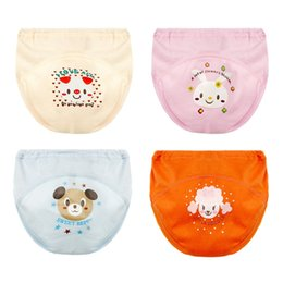 Wholesale Potty Training Pants Baby Nappies for Toddler Boy Girl Panties Reusable Washable Cloth Nappies Baby Cotton Diapers Waterproof 939 X2