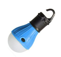 Mini Portable Lantern Tent Light LED Bulb Emergency Lamp Waterproof Hanging Hook Flashlight For Camping Furniture Accessories OOA5644 602 R2 on Sale