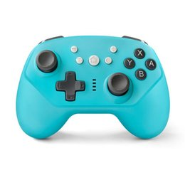 Game Controllers & Joysticks Bluetooth Wireless Gamepad For Switch Pro Controller Gamepads With Axis Vibration Mando Lite Joystick on Sale