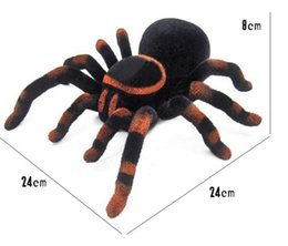 Four-way Remote Control Of Tavernote Infrared Remote Control Whole Evil, Spider Children Electric Animal Toys - 781 Remote Control Golf Spider 474892901