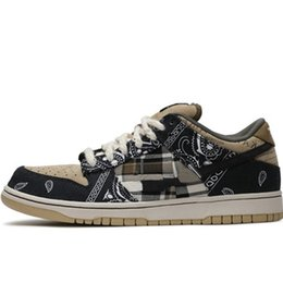 Shoes with Logo Sb Free 99 Chunky Dunky Street Hawker Skateboard Travis Scotts PlayStations x PS5 Dunks Low StrangeLove Cactus Plant on Sale