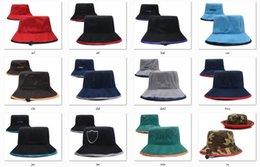 Ingrosso Benna da calcio Caps Secchiello Secchio Cappello Tutto Color Mix Match Ordine Baskeball Berretto da baseball
