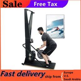 venda por atacado Ginásio Equipamento de fitness Ski Machine Rower Factory Erg Esqui Treinador Crossfit Máquinas de remo