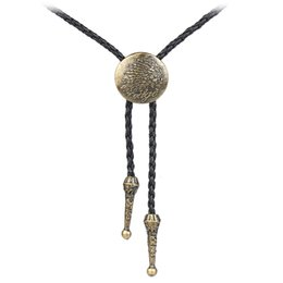 Wholesale Men's Polo Jewelry, Antique Sier Indian Alloy Necklaces, Necklaces and Accessories Bolo Tie Clasp