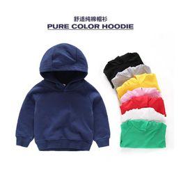 Çocuklar Hoodies Kızlar çocuk Kazak Erkek Hoodi Çocuk Erkek Kız Hoodie Çocuk Giyim Giyim Yürüyor Çocuk Spor 1442 Y2