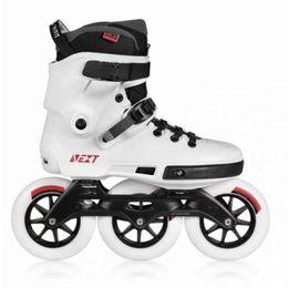 100% Original Powerslide Siguiente Trinity Frame En línea Patines 3 * 100/110 / 125mm 4 * 80mm Street Racing Skate Roller Patinaje libre Patines en venta