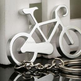$enCountryForm.capitalKeyWord Canada - 1Pc Metal Fashion Sturdy Durable Key Chains Colorful Cycling Bike Bicycle Key Holder Keychain Keyring Delicate Gifts Key Finder