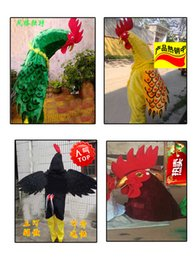 Barato Novo Grande Galo-Hot <b>New Big cock</b> Mascot Costume Fancy Dress Tamanho Adulto Tamanho R169