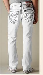 Distressed White Denim Shorts Canada - TR Men's Distressed Ripped Skinny Jeans Fashion Designer Shorts Jeans Slim Motorcycle Moto Biker Causal Mens Denim Pants Hip Men Jeans B665