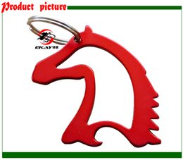 $enCountryForm.capitalKeyWord Canada - Free shipping alloy horse head bottle opener,horse shape beer opener,key ring,key chain,advertising gift,bar tools.(K011L)