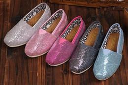 Venta al por mayor de 2016 Envío gratis NUEVO 10 colores Zapatos de lona cómodos clásicos de la clase de los niños o de la muchacha Zapatos planos de la espuma de EVA Zapatos planos del zapato