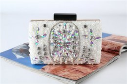 vintage beaded clutch evening bag NZ - 5pc Handmade Vintage beaded cheongsam evening bag Handbag Party club wedding Bridal Clutch Prom Purse wallet cosmetic bag tote phone case