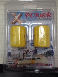 Économiseur d'énergie de voiture économiseur de carburant magnétique, XP-2, économiseur de carburant de véhicule, protègent le moteur 2pcs / lot en Solde
