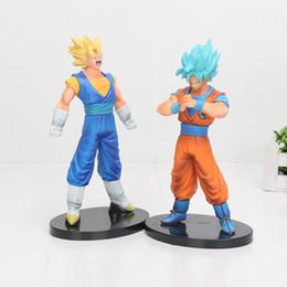 $enCountryForm.capitalKeyWord Australia - NEW!!! 20cm Anime Dragon Ball Super Saiyan Son Goku Vegetto PVC Action Figure Model Toy Doll Dragon Ball Super warriors vol.4