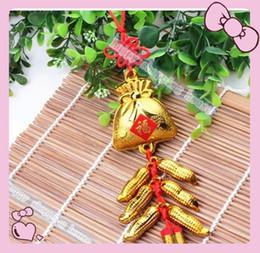 $enCountryForm.capitalKeyWord Canada - 10pcs The new Fubao PendanTraditional Cute Chinese Knots Pretty Lucky Car Hanging Accessories DIY Weaving Craft Pendant Interior Decorations