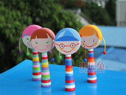 $enCountryForm.capitalKeyWord Canada - 70pcs 2015 new arrive popular china rattles baby toys hand-shaking drum pull rattle auspicious in stock now D120