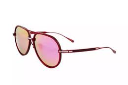 SunglaSSeS deSign italy online shopping - Luxury Sunglasses Popular Italy SUPER SUNG Fashion Sunglasses Top Quality Titanium Alloy Sunglasses Women Design UV Protection Come Case