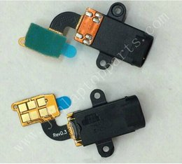 Discount audio cable for cell phone - Wholesale-New Cell Phone Audio Flex Cable For Samsung S5 i9600 G900F