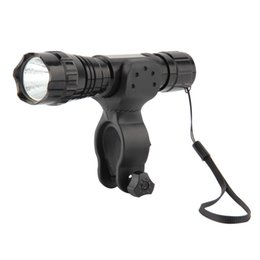 flashlight remote control NZ - High qualityTactical Flashlight XML T6 LED Torch Lamp 2000 Lumens Lantern with Mount and Remote Control Pressure Switch