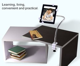 Stands For Tablet Pc Canada - New Lazy Bracket Innovative Flexible Multi-Functional Stand Holder for Tablet PC Pad Stand Bracket Bed Desk Freely
