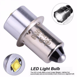 Garden work online shopping - LED Upgrade Bulb W V P13 S PR2 Base LED Replacement Bulbs for Torch lights Flashlight Work Light C D Cells