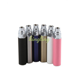ego t nova Canada - Newest High Capacity Battery EGO-T Electronic Cigarette Battery 510 EGO Thread fit CE4 Clearomizer Atomizer Protank mini vivi nova tank