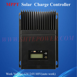 $enCountryForm.capitalKeyWord Canada - ce rohs approved builted in lcd auto work voltage 12v 24v 48v 60a solar charge controller mppt