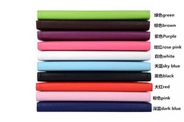 samsung tab s2 leather cover 2019 - PU Leather Case For Samsung Galaxy TAB A T550 9.7inch TAB2 3 4 S S2 p5200 Litchi Pattern 360 degree Rotation Protector c