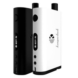 One rba online shopping - 2016 kanger nebox kit temperature control tc w ml capacity thread All in one design fit battery Mini RBA SSOCC Ni200 coil