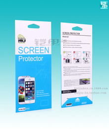 $enCountryForm.capitalKeyWord NZ - 2000pcs Color Paper Packing Retail For Phone Screen Protector Packaging Package Box For Samsung Note3 iphone 5 Tempered Glass Guard Film