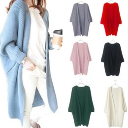 Women Oversized Batwing Cardigan Sweaters Online | Women Oversized ...