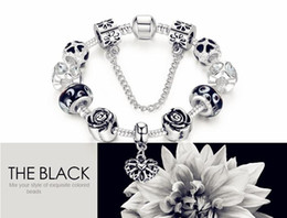 $enCountryForm.capitalKeyWord NZ - Free DHL Double-Layers Bracelet Silver plating Bracelet With Crystal Jewelry DIY Making Beads Screw 2015 New Jewelry For Women